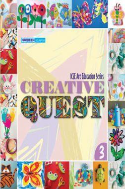 ICSE Art Education Creative Quest For Class - III