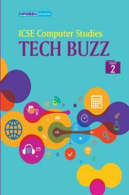 ICSE Computer Studies Tech Buzz For Class - II