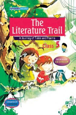 ICSE The Literature Trail For Class - V
