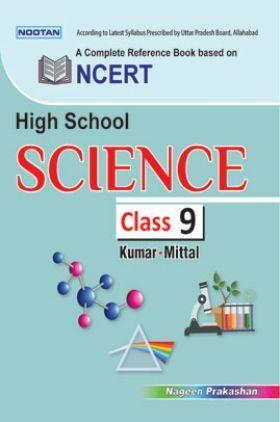 UP Board Science For Class - IX