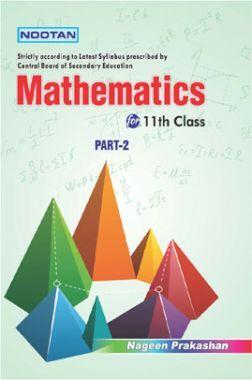 CBSE Mathematics Part-II For Class - XI