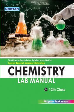 CBSE Chemistry Lab Manual For Class - XII