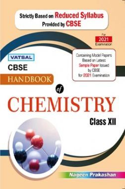 CBSE Handbook Of Chemistry For Class - XII