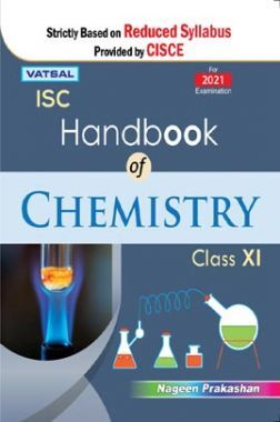 ISC Handbook Of Chemistry For Class - 11th