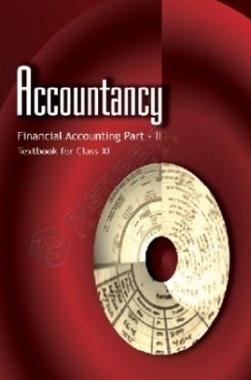 NCERT Accountancy Financial Accounting Part II Textbook for Class XI