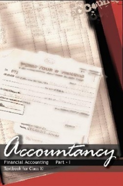 NCERT Accountancy Financial Accounting Part I Textbook for Class XI