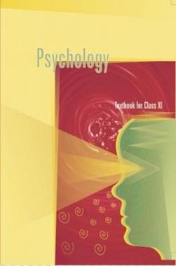NCERT Psychology Textbook For Class XI
