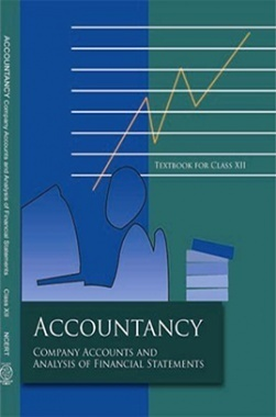 NCERT Accountacy – II Textbook for Class XII