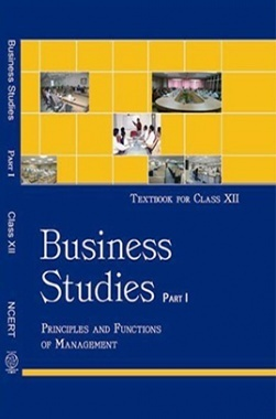 NCERT Business Studies – I Textbook for Class XII