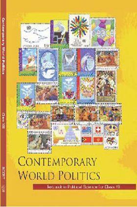 NCERT Contemporary World Politics Textbook for Class XII