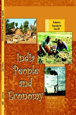 NCERT India-People and Economy Textbook for Class XII