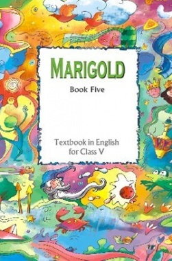 NCERT English Marigold Textbook for Class V