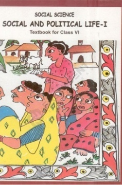 NCERT Social and Political Life Textbook for Class VI