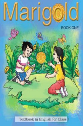 Marigold Book One Text Book In English For Class I
