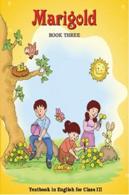 Marigold Book Three Text Book In English For Class III