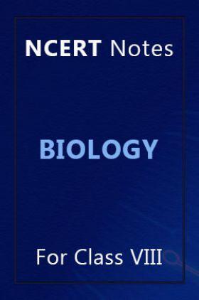 NCERT Notes Biology For Class VIII