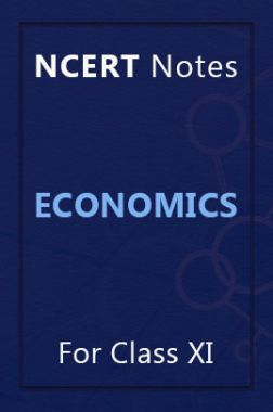Download NCERT Notes Economics For Class XI by Panel Of Experts PDF Online
