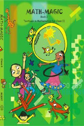 NCERT Math-Magic Textbook For Class-II
