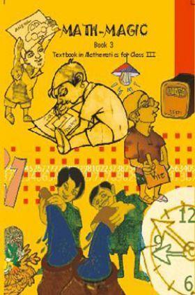 NCERT Math-Magic Textbook For Class-III
