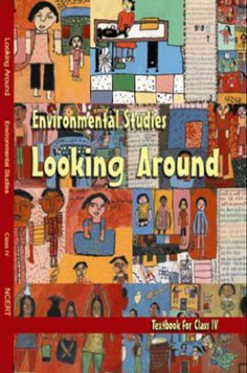 NCERT Looking Around Environmental Studies Textbook For Class-IV