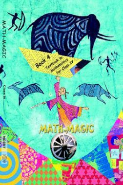 NCERT Math-Magic Textbook For Class-IV