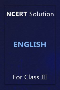 NCERT Solution For Class 3 English