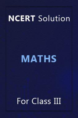 NCERT Solution Fro Class 3 Maths