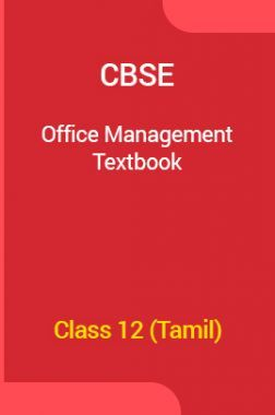 CBSE Office Management Textbook For Class 12 (Tamil)