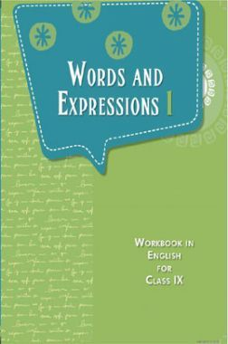 NCERT Words And Expressions I Textbook For Class IX