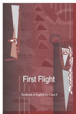 NCERT First Flight Textbook For Class X