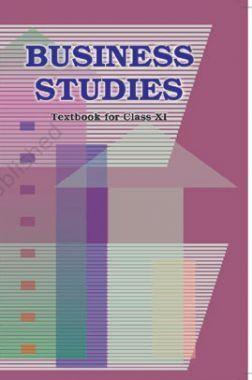 NCERT Business Studies Textbook For Class XI
