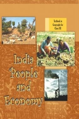 NCERT India-People And Economy Textbook Geography For Class XII