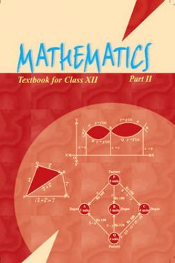 NCERT Mathematics - II Textbook For Class XII
