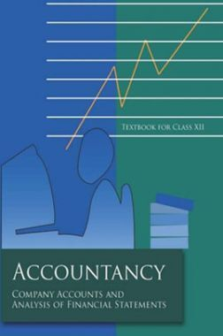 NCERT Accountancy Part - II Textbook For Class - XII (Latest Edition)