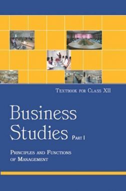 NCERT Business Studies Part - I Textbook For Class - XII (Latest Edition)