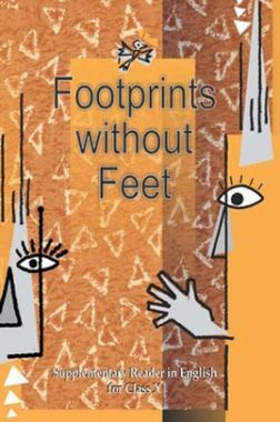 NCERT English (Footprints Without Feet) Textbook For Class - X (Latest Edition)
