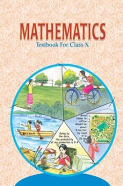 NCERT Mathematics Textbook For Class - X (Latest Edition)
