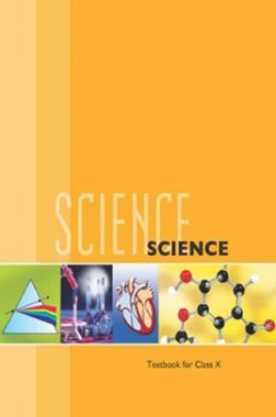 NCERT Science Textbook For Class - X (Latest Edition)