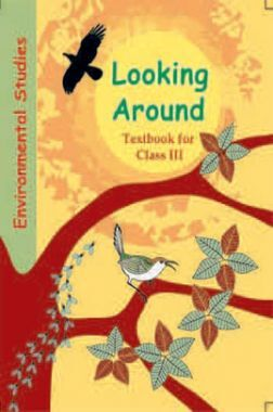 NCERT Looking Around Textbook EVS In  For Class-3