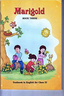 NCERT Marigold Textbook In English  For Class-3