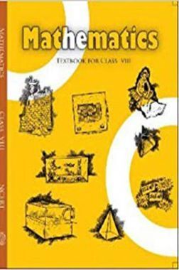 NCERT Mathematics Textbook For Class-8