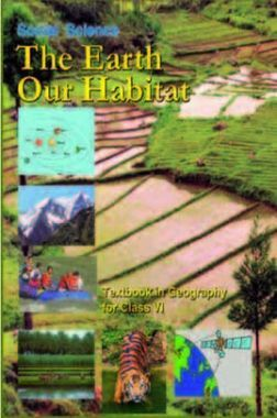 NCERT Social-Science The Earth Our Habitat Textbook In Geography  For Class-6