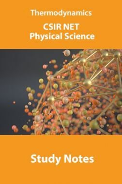 Thermodynamics CSIR NET Physical Science Study Notes
