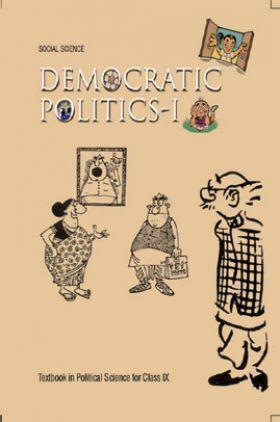 NCERT Democratic Politics-I Textbook In Political Science For Class-IX