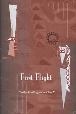 NCERT First Flight Textbook In English For Class-X