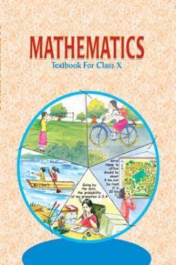 NCERT Mathematics Textbook For Class-X