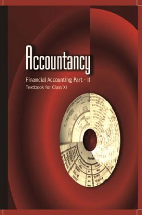 NCERT Financial Accounting Part-II Textbook For Class-XI