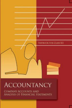 NCERT Accountancy Company Accounts And Analysis Of Financial Statements Textbook For Class-XII