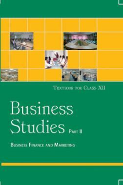 NCERT Business Studies Part II Textbook For Class-XII