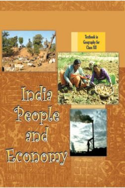 NCERT India People and Economy (Geography) Textbook For Class-XII